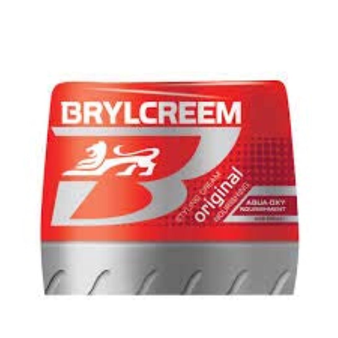 束侵入する真実BRYLCREEM スタイリングクリームオリジナルアクアオキシ125ml