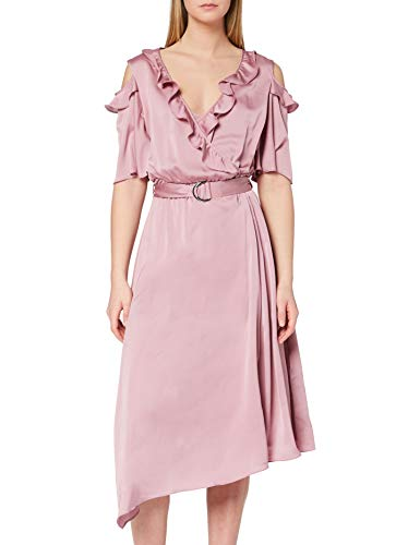 find. 13593 vestiti donna, Rosa (Old Rose), 44 (Taglia Produttore: Medium)