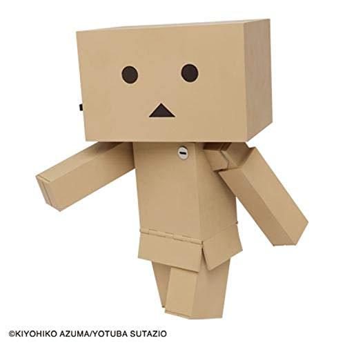 Yotsuba&! Taito BIG Figur: Danbo / Danbou / Danboard 30 cm