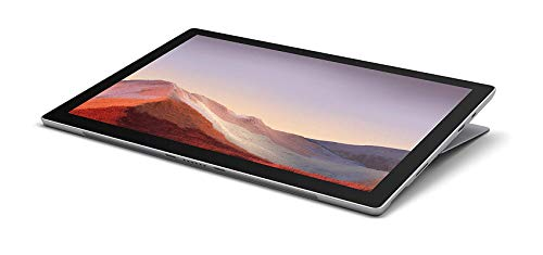 Microsoft Surface Pro 7 Core i5-1035G4 8GB 256GB SSD 12.3 Inch Windows 10 Pro Tablet - Platinum