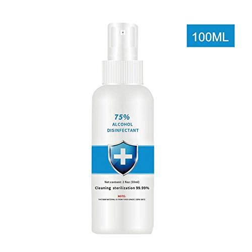 Riosupply Spray de Limpieza de Manos portátil SND Spray de Limpieza de Interiores automotrices, teléfonos móviles Spray de Limpieza, Juguetes Spray de Limpieza