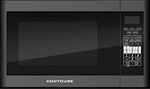 Convection Microwave Oven - 1.0 Cuft. - Black  RV-185B-CON