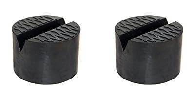 V-groove jack pads