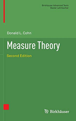 Measure Theory: Second Edition