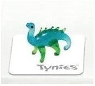 Tynies Animals Jay - Brontosaurus * Colors May Vary * Glass Figure
