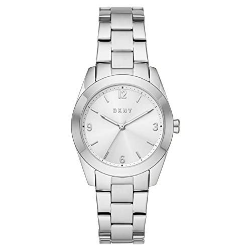 DKNY Damen-Uhren Quarz One Size 87920623