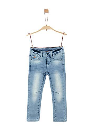 s.Oliver Jungen Slim Fit: Skinny Leg-Jeans Blue 128.REG