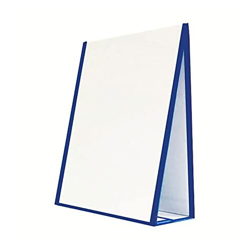 JKXWX Pizarron Plegable Magnética Pizarra Triángulo Alfombra Agotado Blanco Niños Escribir Pintura Pizarra Secal Borra Tablero Magnético Pizarra Blanca