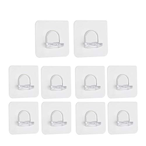 gilivableskr pcs Adhesive Wall Hooks Closet Shelf Heavy Duty Holder For Shelf Support Frame Partition Support In Wardrobe Shelves Supplies For Walls Wardrobes Shoe Racks Cabinets Refrigerator greater