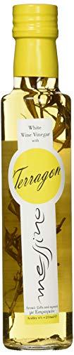 Papadeas - Messino Vinegars Weißer Essig mit Estragon 250 ml, 2er Pack