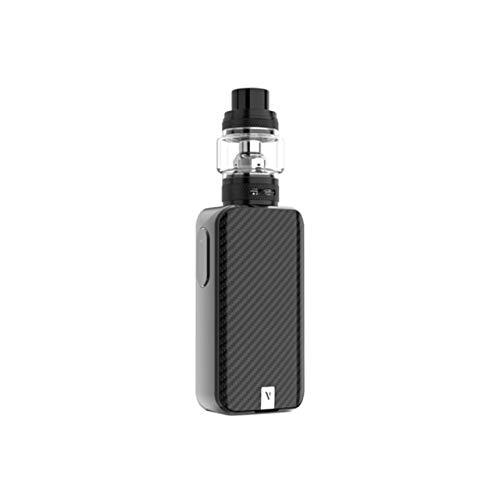 Original Vaporesso Luxe II Kit With 220W Luxe 2 Box Mod 8ml NRG S Tank Fit GT Coils Vape E Cigarettes (Black)