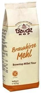Braunhirsemehl glutenfrei, 2 x 425 g