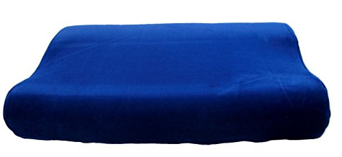 elsa ® Ampliton Soundkissen - medizinisches Nackenkissen Kopfkissen royal blau