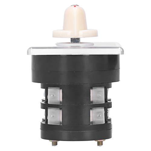 Interruptor de leva universal, tipo de posicionamiento Cambio de cambio de encendido/apagado Interruptor de cambio de leva con voltaje nominal de resistencia al impulso 4KV