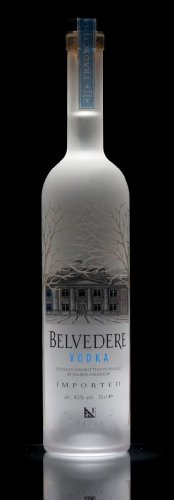 Belvedere Pure Vodka Methuselah (Illumination Bottle)