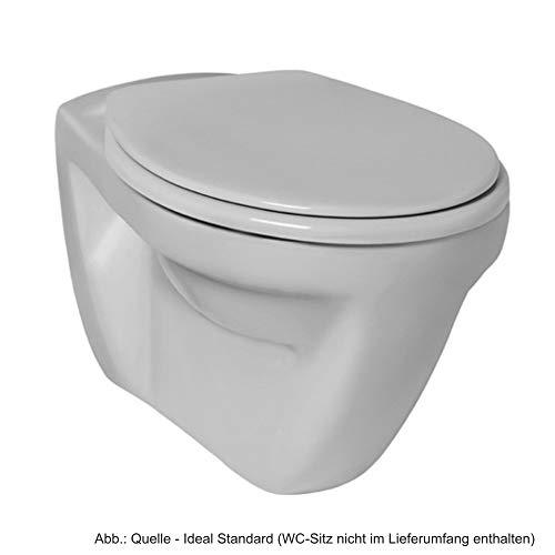 Ideal Standard Wandflachspül-WC EUROVIT 355x520x370mm Weiß