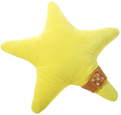 Heunec 691674 Stoffspielzeug für Babys, gelb