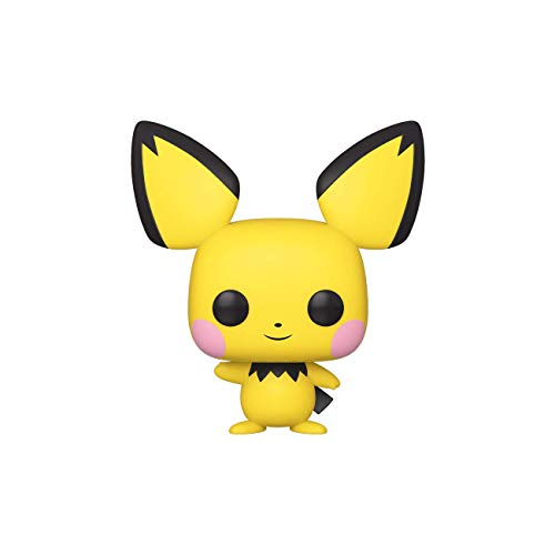 Funko Pop! Games: Pokemon - Pichu, Multicolor,3.75 inches