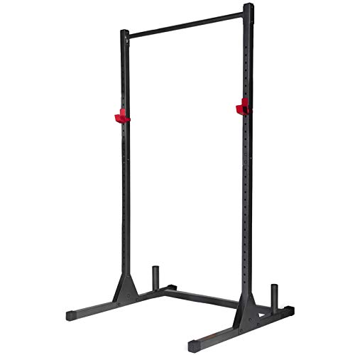 MENCIRO Power Rack 500LB Max Load Adjustable Power Cage Squat Rack...