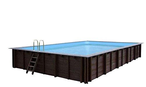 Piscina de jardín Pearl Of South, piscina para empotrar en el suelo o colocar sobre...