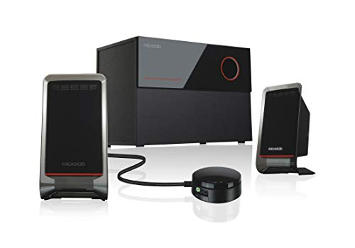Microlab M 200 PC-Lautsprecher
