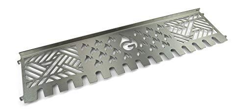Grillrost.com Das Original Warmhalteroste Mulitistation für deinen Grill, Größe:Rösle Videro G4