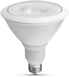 Feit Electric PAR38/LED/HBR 90W Equivalent (3000K) Dimmable Bluetooth Smart HomeBrite LED Flood Light Bulb, Soft White
