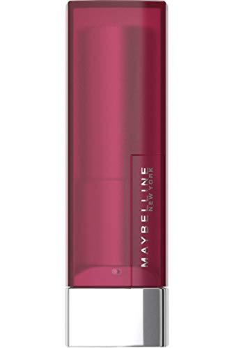 Maybelline Color Sensational The Loaded Bolds Lippenstift, Nr. 886 Berry Bossy, für ultra-satte Lippenfarbe, mit nährendem Honignektar, in kräftigem Beerenton, 4,4 g