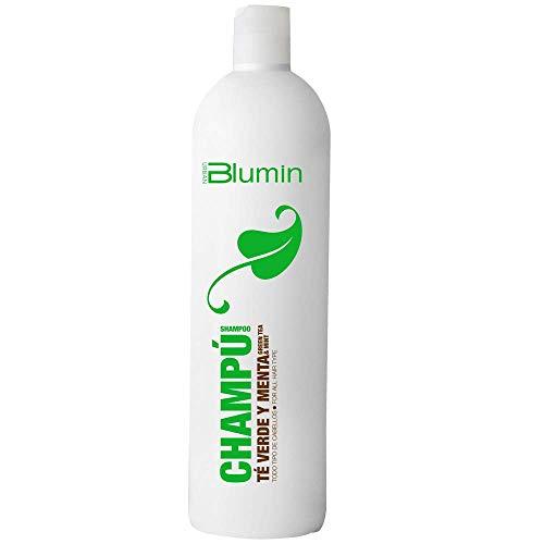 Blumin Champu (Te verde y menta, 1000 ml)