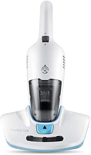 CJK UV-Staubsaugermilben, Antiallergischer Reiniger Tötet 99,9% Antibakterielle Milbe, Hepa-Filter 600ML...