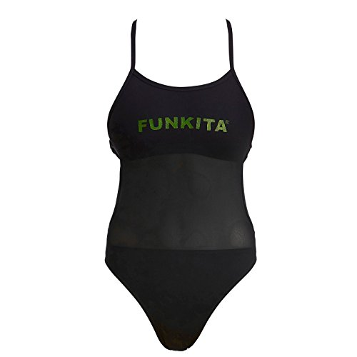 Funkita Badeanzug Damen Mesh up One Piece FKS016L01582 Night Lights 32