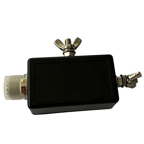 YY-100 (M) Balun in miniatura BALUN 1: 9 per radioamatori Antenna HF a filo lungo per stazioni QRP per uso esterno e installazione