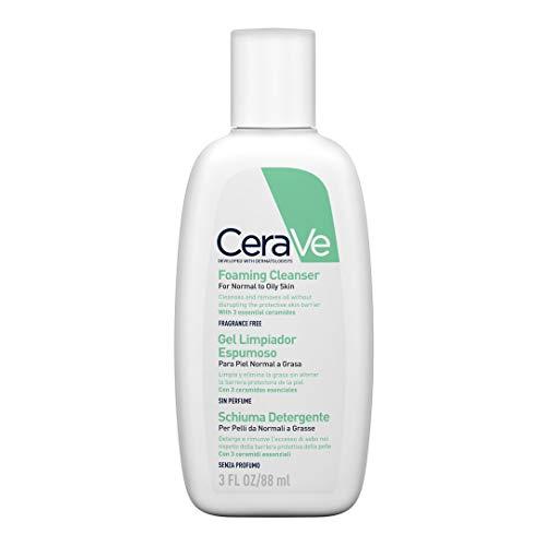 CeraVe Schiuma Detergente Pelle Grassa Seboregolatrice 88 ml