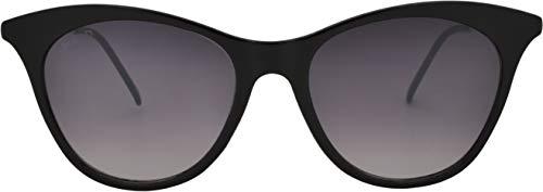 SQUAD Para mujeres Gafas de sol, Ojos de gato Fashion, 100% protección UV400, Talla pequeñas Finas