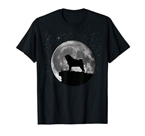 Mops Shirt Hunde Geschenk