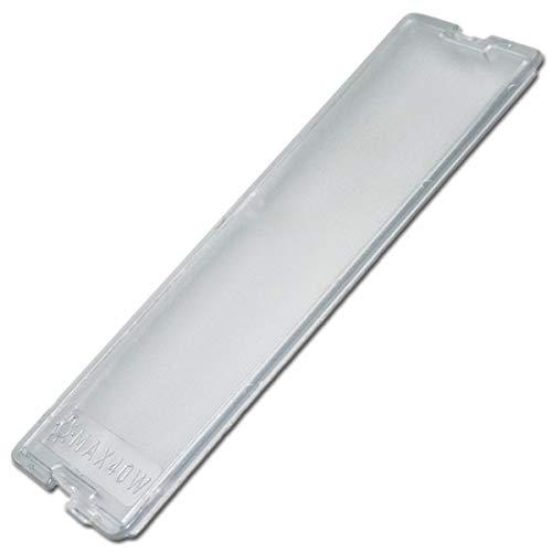 Whirlpool 482000009231 Lampenabdeckung Lichtabdeckung für Dunstabzugshaube