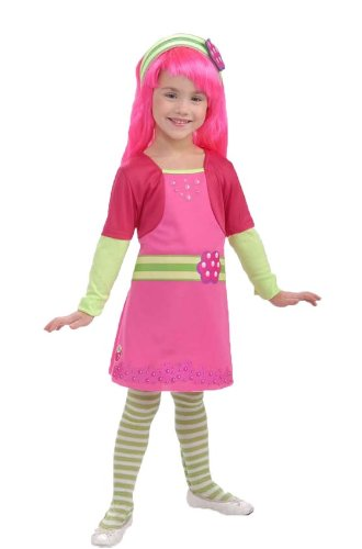 Rubies Strawberry Shortcake and Friends Raspberry Tart Costume, Toddler