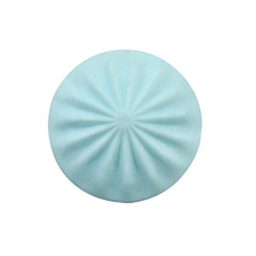 APOO Door Handle Bumper Rubber Lock Crash Mat Pad Wall Rubber Shock Cushion Silencerthicken Self Adhesive Protective Pads Drop Ship,Blue,China