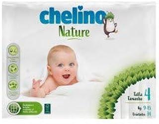 36 uds 4 a 10 kg Pa/ñales Chelino nature talla 3
