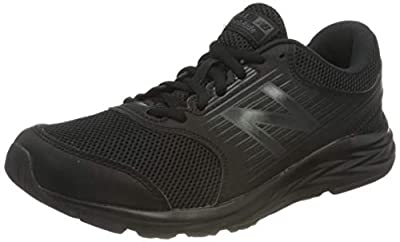 New Balance Women's 520 Running Shoes, Black, 5.5 UK