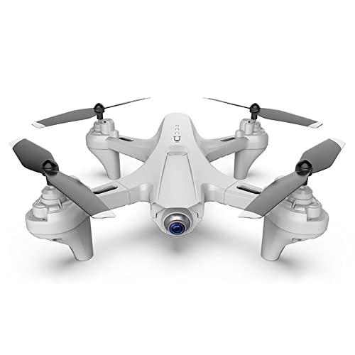Drone pieghevole U10 con doppia fotocamera 1080P per telecomando per adulti WIFI FPV Drone quadricottero a trasmissione in tempo reale per bambini o principianti