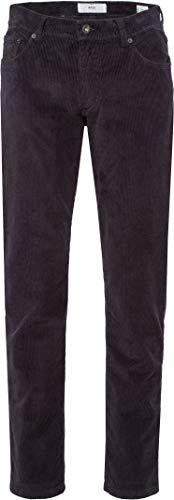 BRAX Herren Style Cooper Fancy Five-Pocket Cord-Qualität Hose, Anthra, 38/32