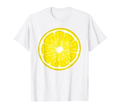 Camisa de disfraz de limn para Halloween Camiseta