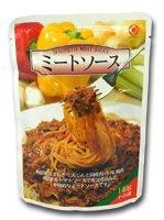 日本食品工業 日食 ミートソース レトルト 140g ×6セット