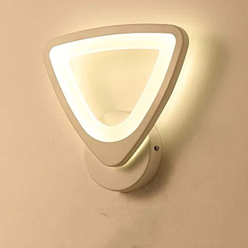 Dongbin Outdoor LED Wandleuchte Mit Bewegungsmelder Und Dämmerungsschalter Stahl Außenleuchte Edelstahl Leuchte,20 * 20cm