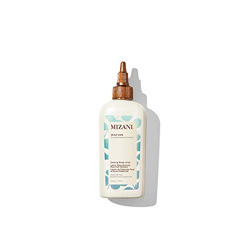 MIZANI Scalp Care Calming Scalp Lotion | Nourishes & Soothes Scalp | with Eucalpytus Oil | for Curly Hair | 4 Fl Oz