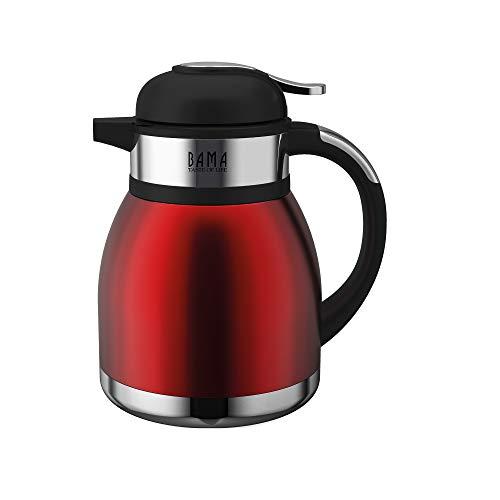 Tahiti Kaffeekanne / Teekanne Thermoskanne Thermos 1,2 l