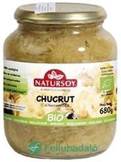 CHUCRUT (Col Fermentada) Bio 360 Grs