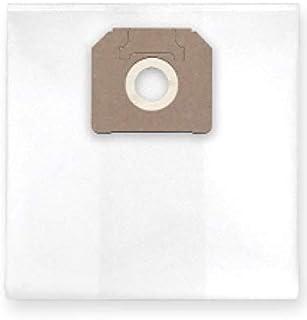 1 x Sacchetto, 6 strati (per polvere di gesso, di stucco ecc.) in tessuto con cerniera, riutilizzabile per Karcher NT 48/1...