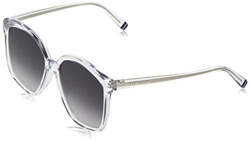 Tommy Hilfiger Damen TH 1669/S Sonnenbrille, CRYSTAL, 57